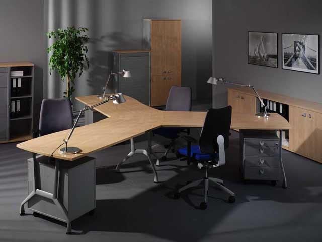NO+BL Kancelářský nábytek - X-LINE