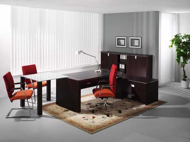NO+BL Kancelářský nábytek - W-LINE